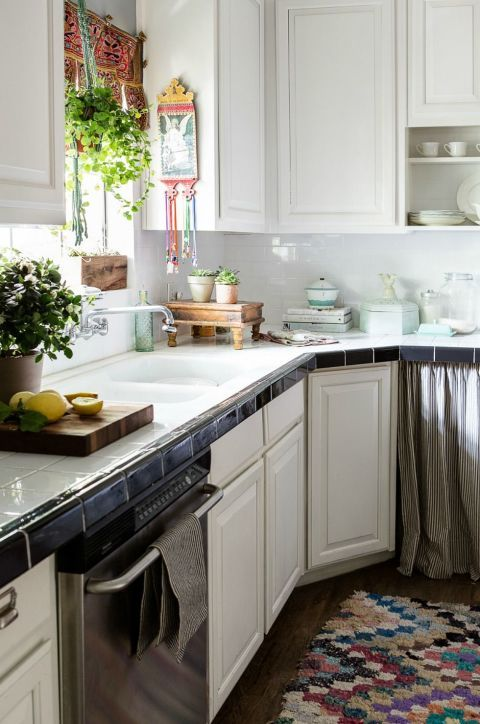 40+ Best Kitchen Ideas - Decor and Decorating Ideas for ... on Kitchen Decoration Ideas  id=22726