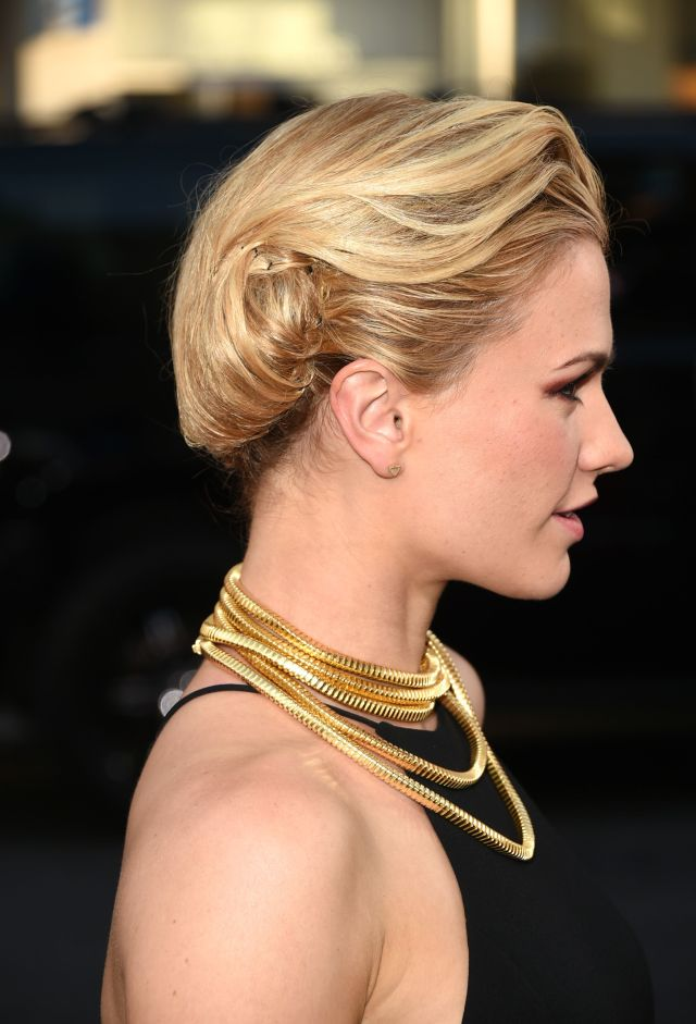 50 easy updo hairstyles for formal events - elegant updos to