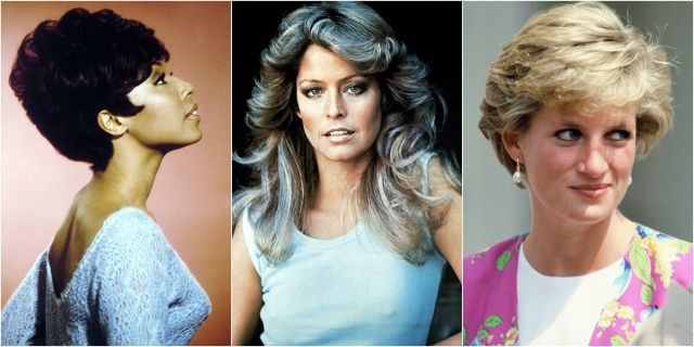 the most popular hairstyles the year you were born