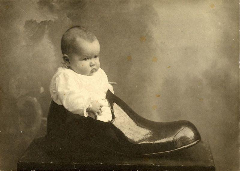 Baby Advice 1910s