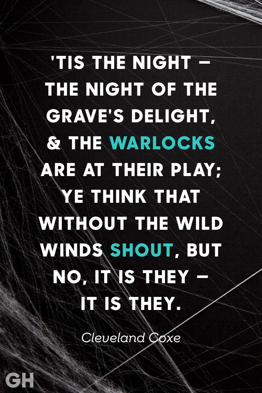 spooky halloween quotes