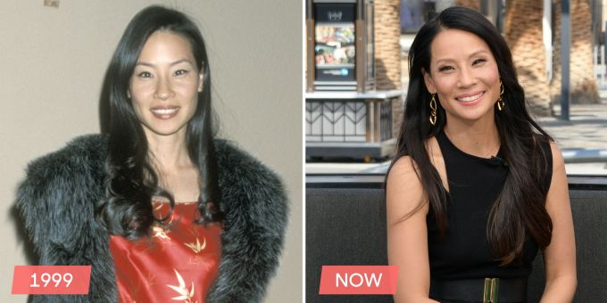 20 celebrities who have had the same hairstyle forever