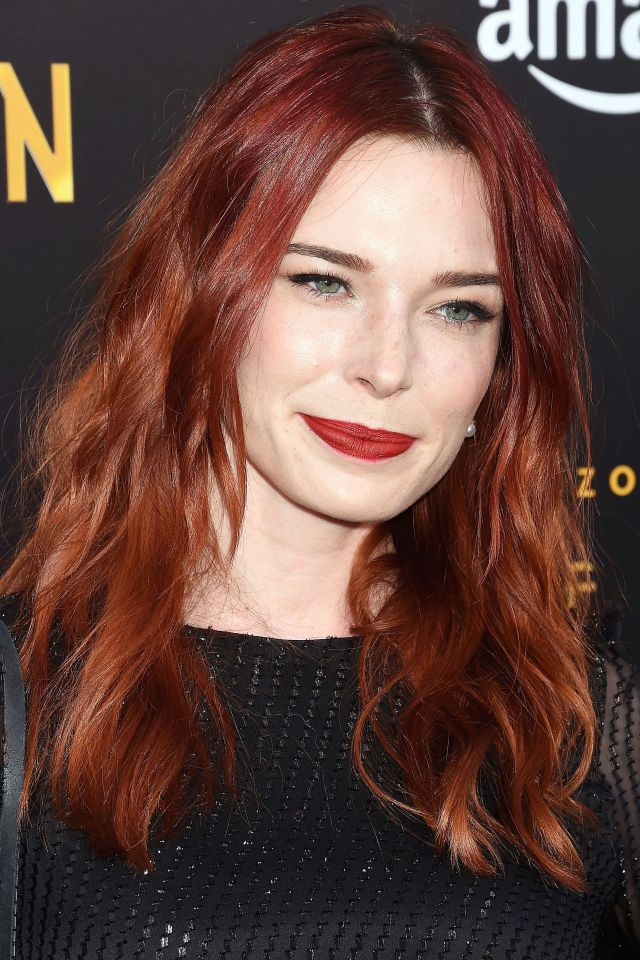 30 red hair color shade ideas for 2019 - famous redhead