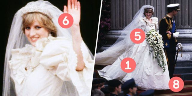 10 Things You Didnt Know About Princess Dianas Wedding