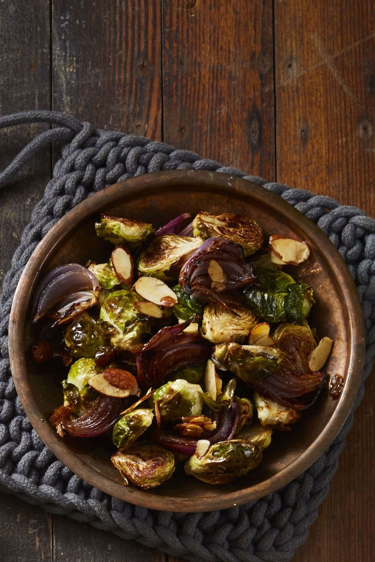 Brown-Butter Brussels Sprouts