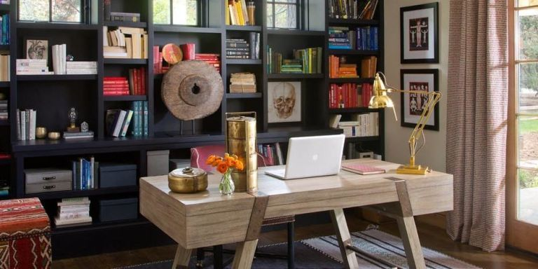 10 Best Home Office Decorating Ideas   Decor and Organization for     home office