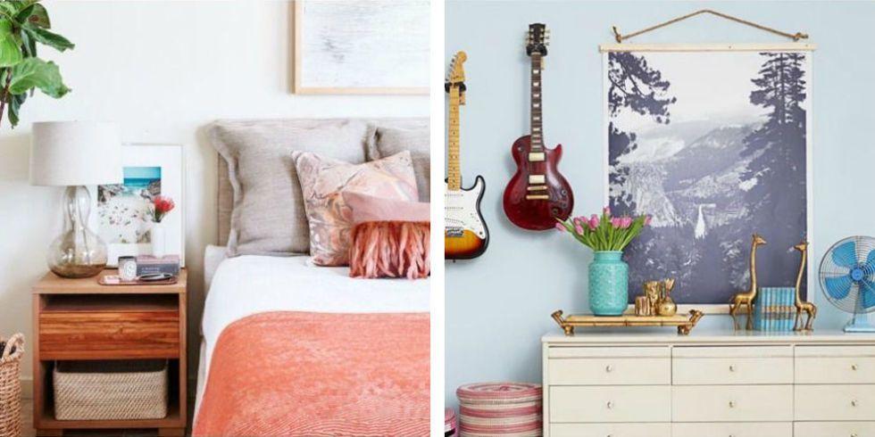 26 Cheap Bedroom Makeover Ideas - DIY Master Bedroom Decor ... on Cheap Bedroom Ideas  id=30045