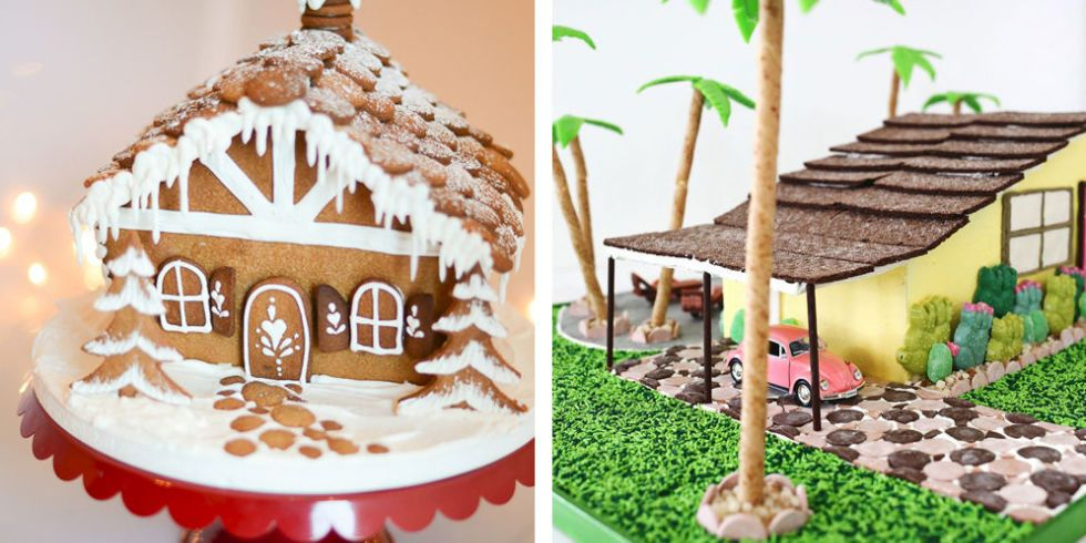 56 Amazing Gingerbread Houses Pictures Of Gingerbread