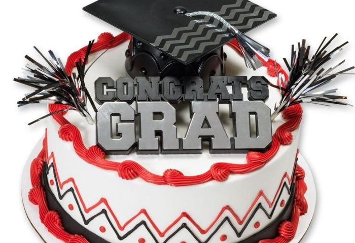 15 Easy Graduation Cake Ideas 2018 Decorations For High School And