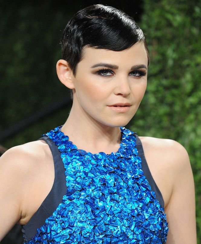 Ginnifer Goodwin In The Cinema Society Philosophy And Stardoll Host A Screening Of