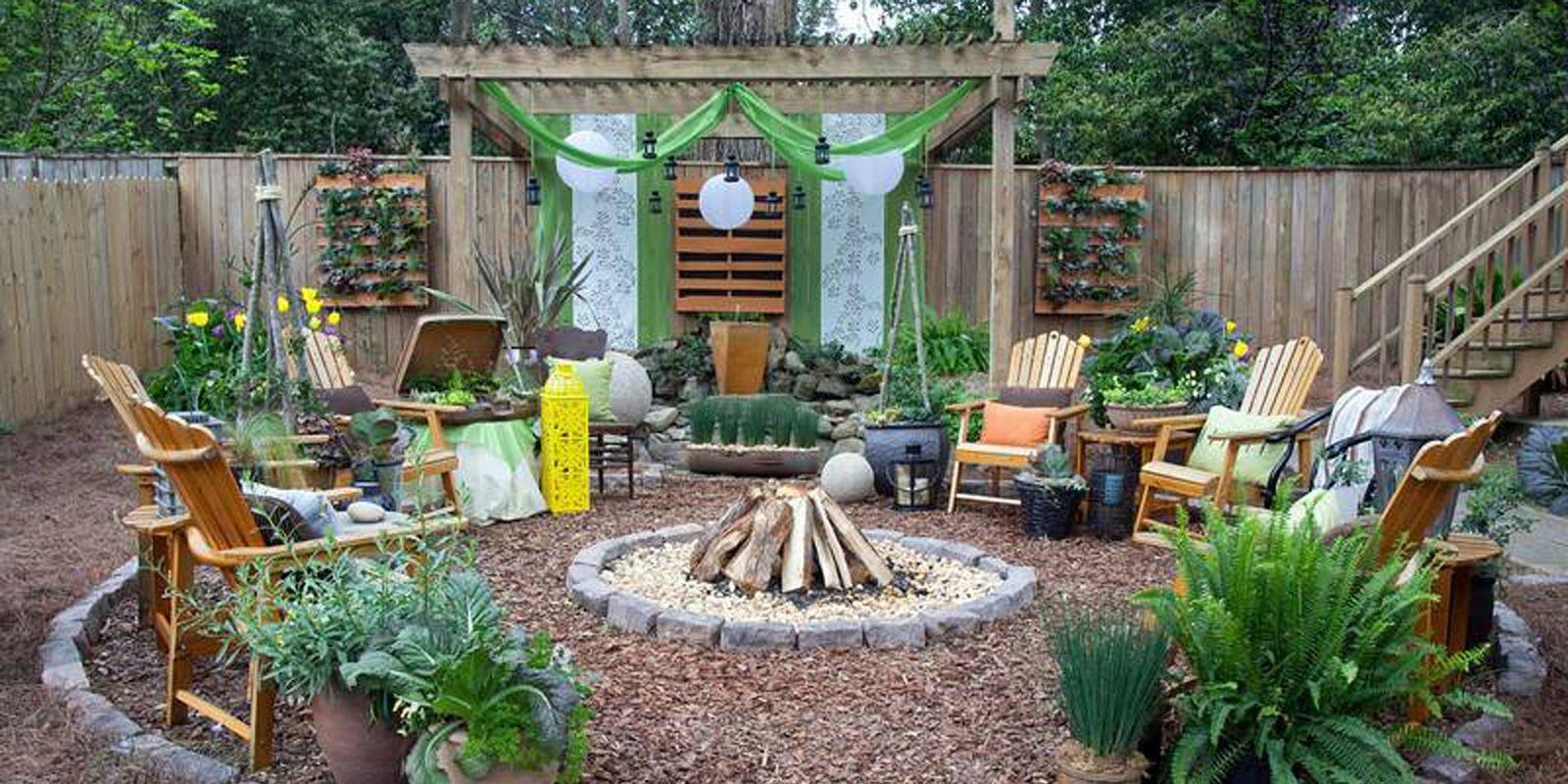 Backyard Oasis - Beautiful Backyard Ideas on Beautiful Backyard Ideas id=31658