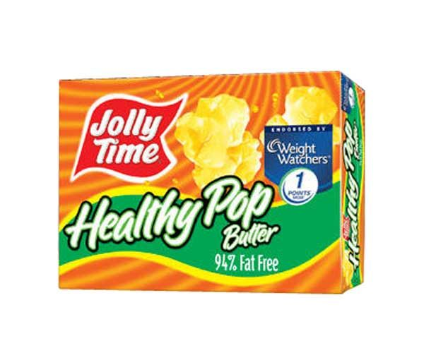 best microwave popcorn healthy low