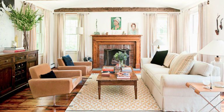 Stylish Living Room Decorating