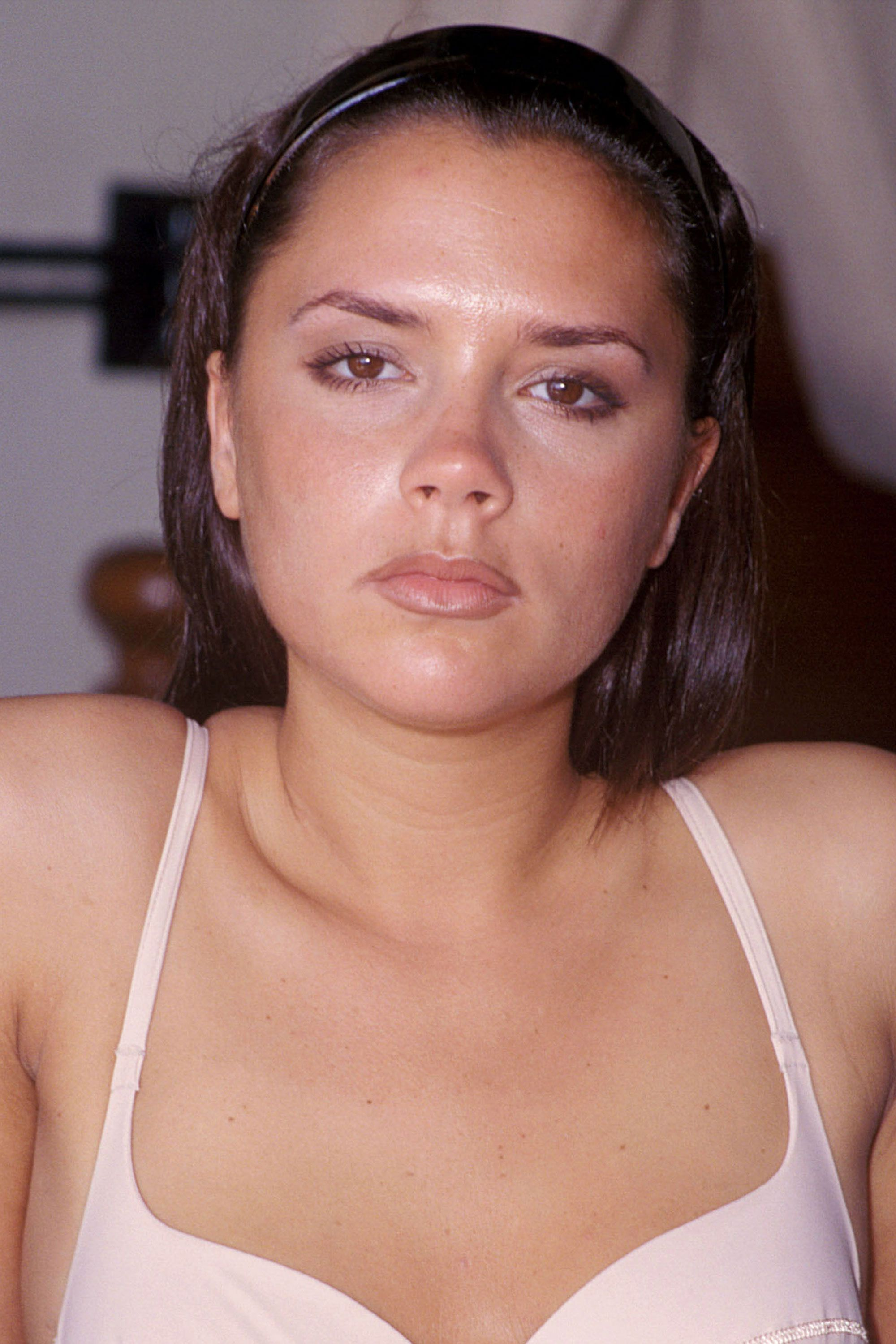 Victoria Beckhams Beauty Transformation Over The Years