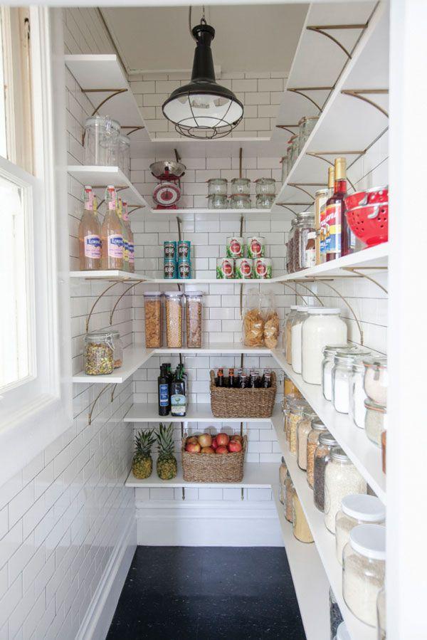 20 stylish pantry ideas best ways to
