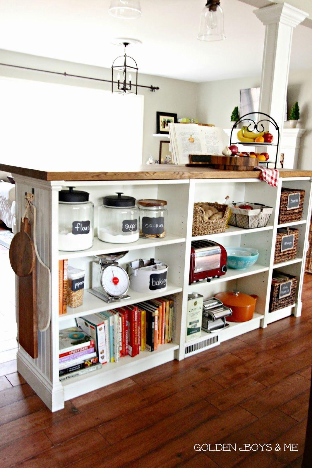 12 ikea kitchen ideas - organize your kitchen with ikea hacks