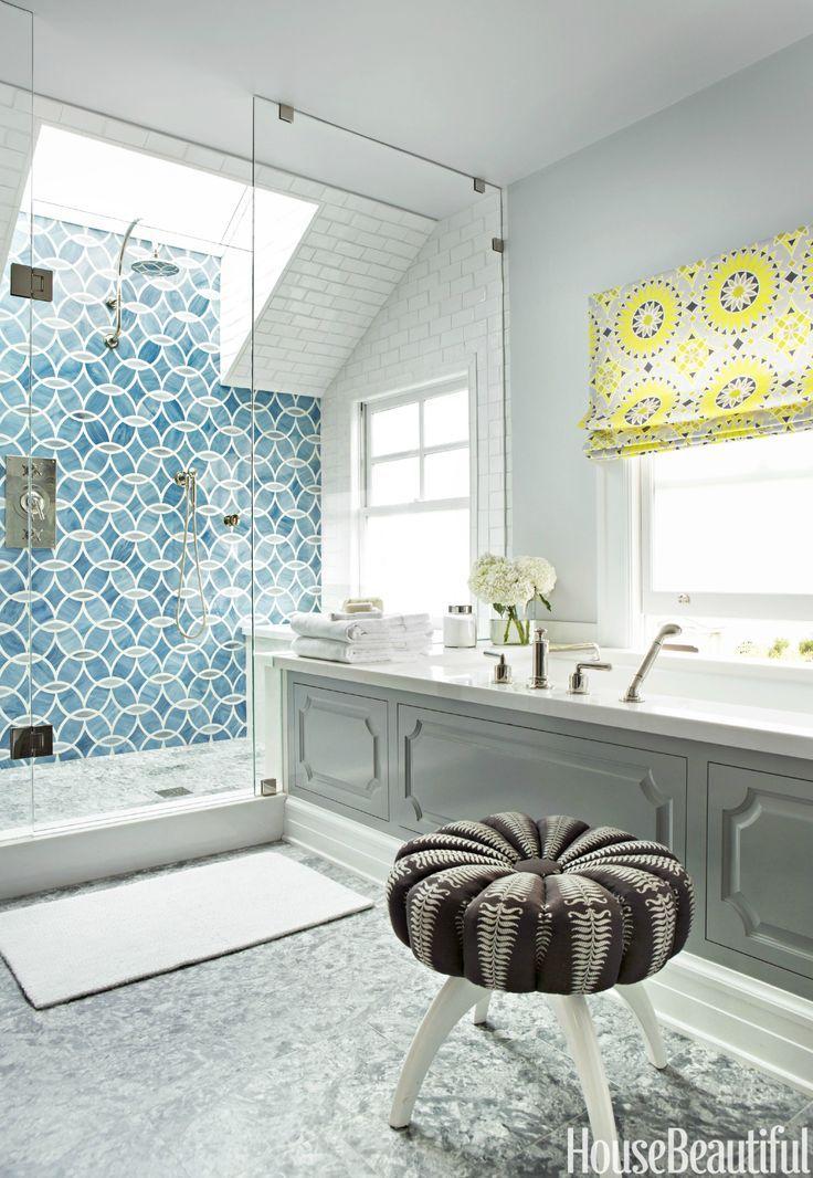 30+ Bathroom Tile Design Ideas - Tile Backsplash and Floor ... on Bathroom Tile Designs  id=81871