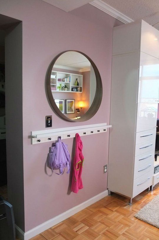 16 ikea hacks for your entryway