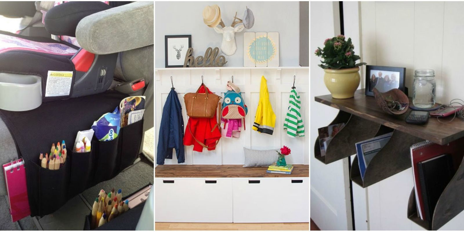Excellent Ikea Hacks To Help You Organize Your Life With