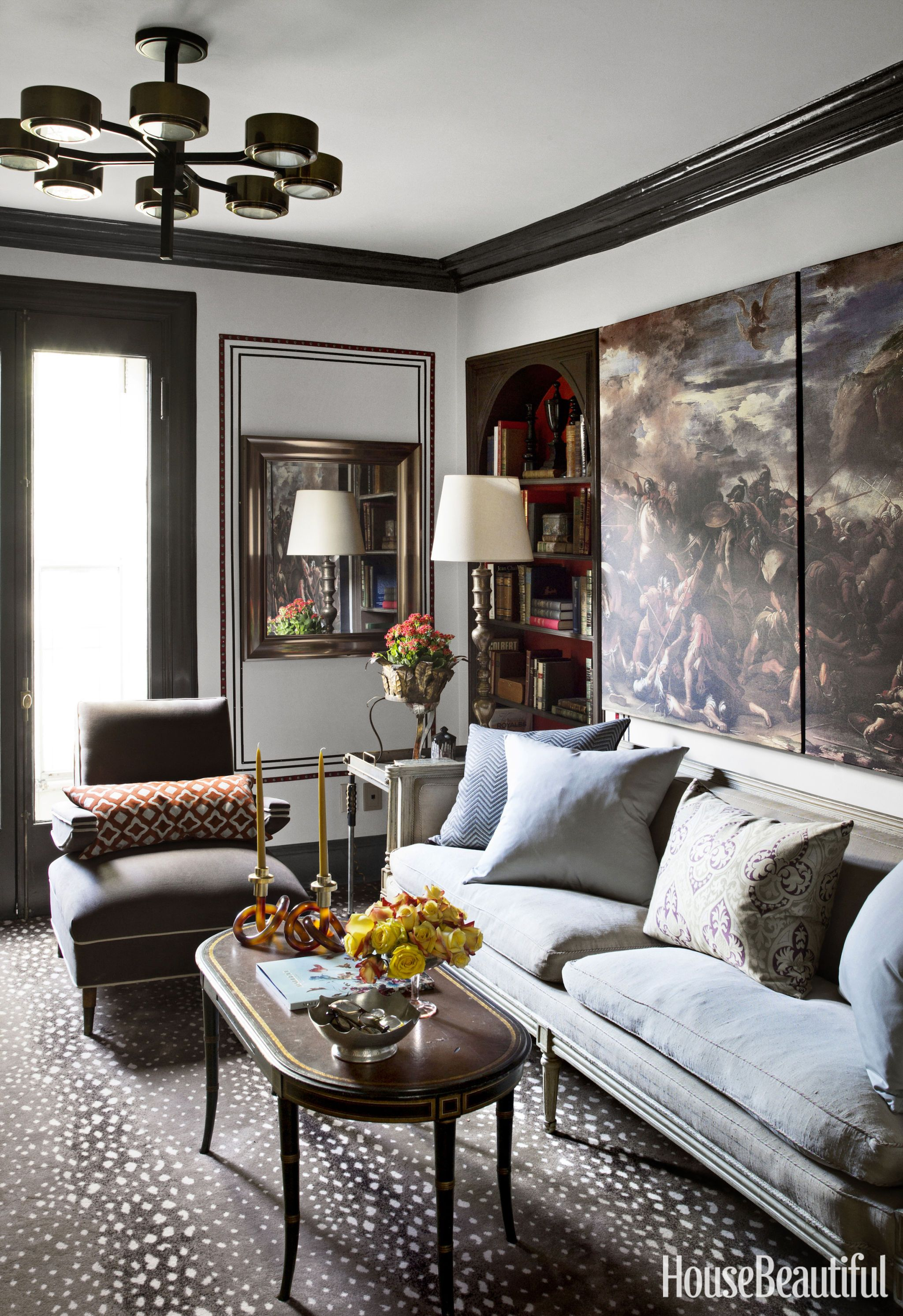 70 Best Living Room Decorating Ideas & Designs ... on Pictures For Room Decor  id=51283