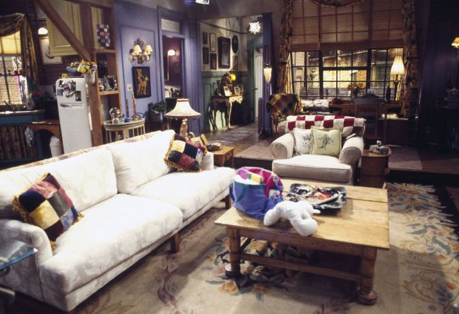 How Much Monica S Apartment In Friends