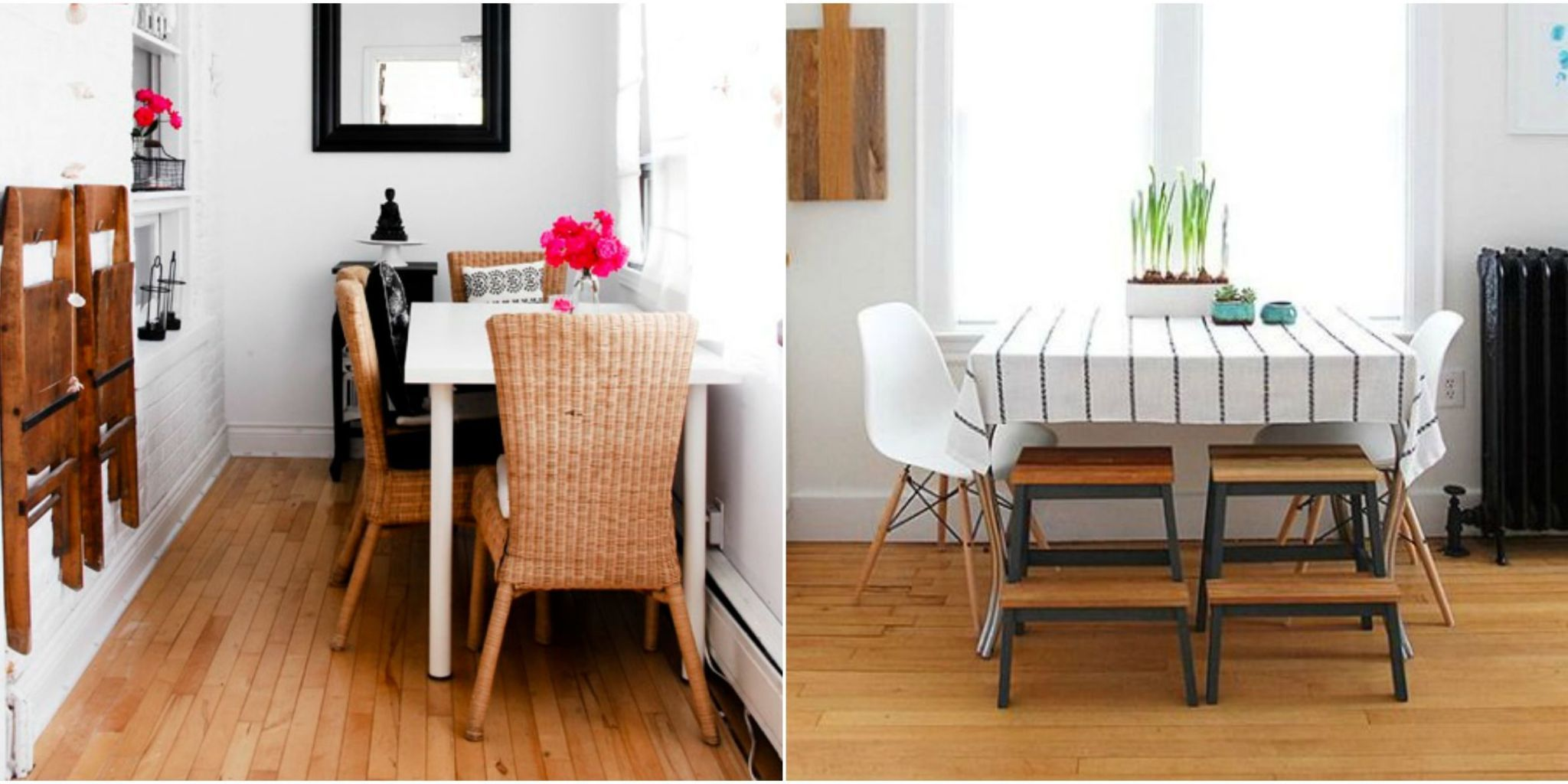 Small Space Seating Tricks How To Add More Seating To Tiny Homes