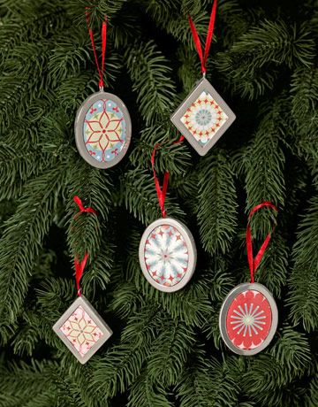 32 Easy Homemade Christmas Ornaments How To Make DIY