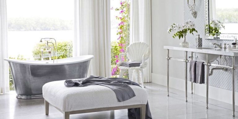 14 Best Gray Bathroom Ideas