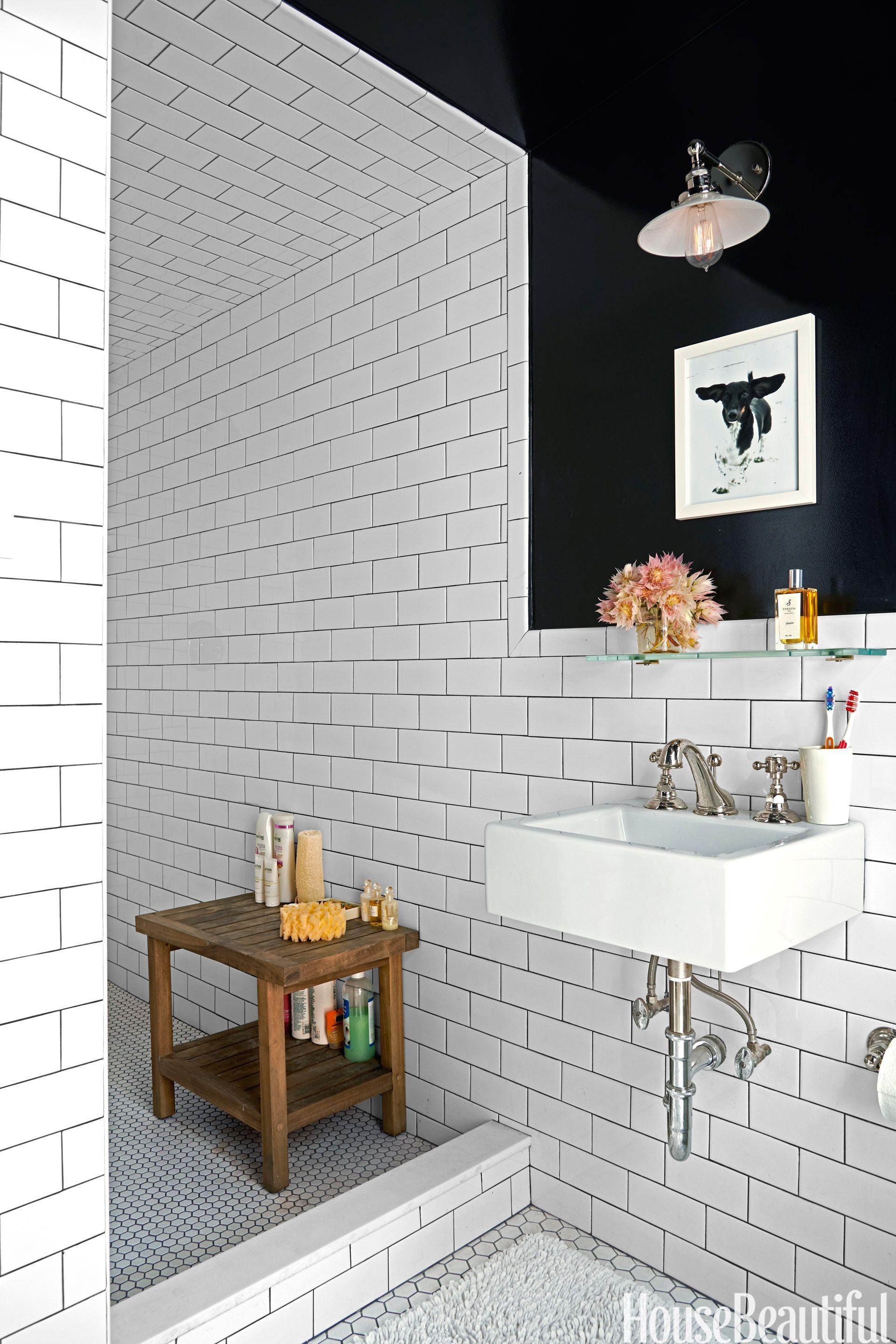 10 Best Subway Tile Bathroom Designs in 2018 - Subway Tile ... on Bathroom Ideas Subway Tile  id=27808