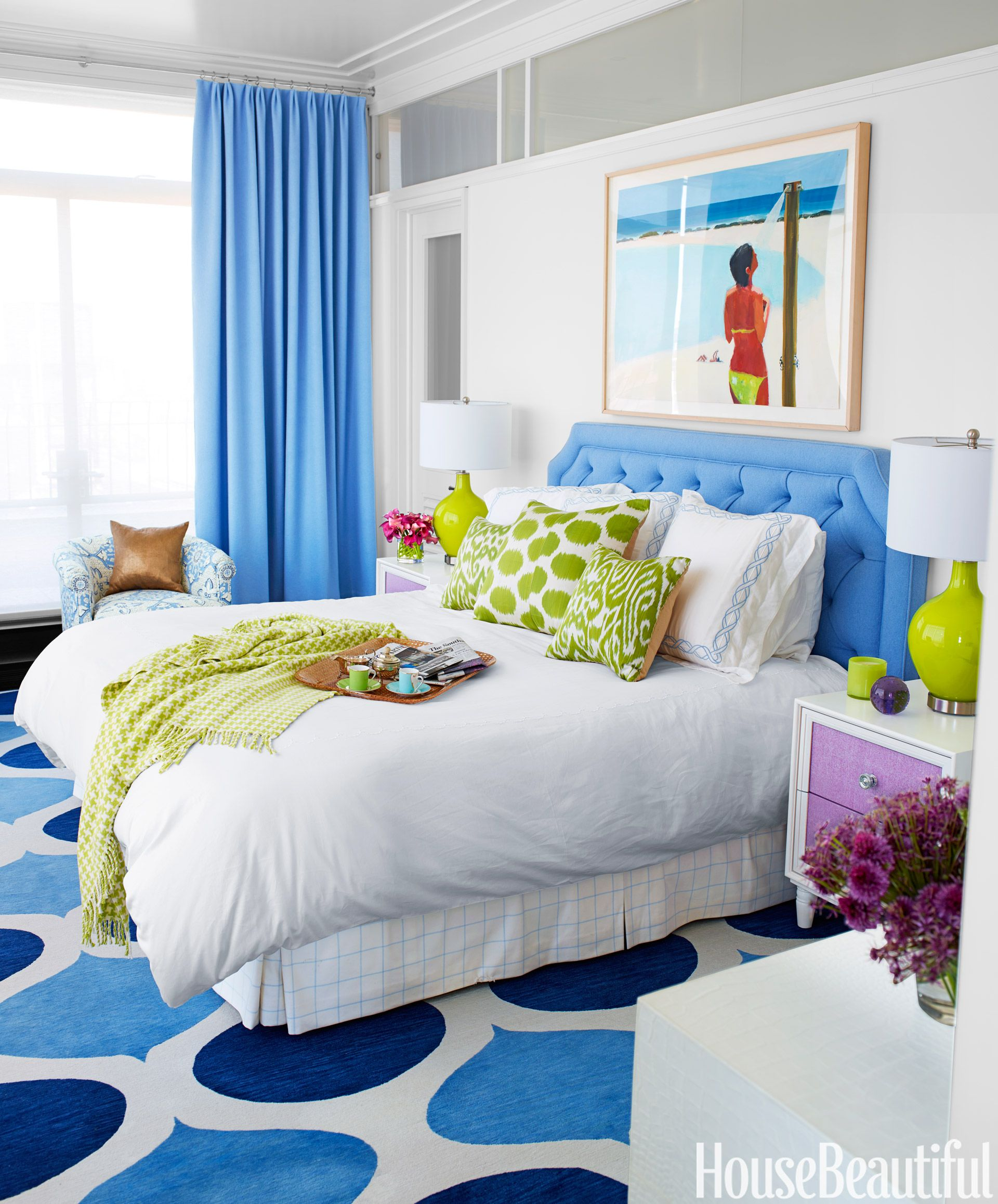 62 best bedroom colors - modern paint color ideas for bedrooms