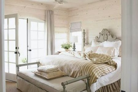 Simple Home Decor   How to Simplify and Declutter the Home brown and white bedroom