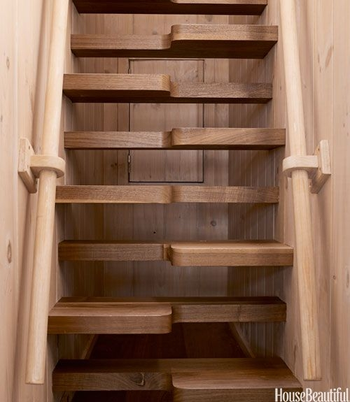 25 Unique Stair Designs Beautiful Stair Ideas For Your House | Clever Stairs For Small Spaces | Beautiful | Small Home | Compact | Decorative | Small Apartment