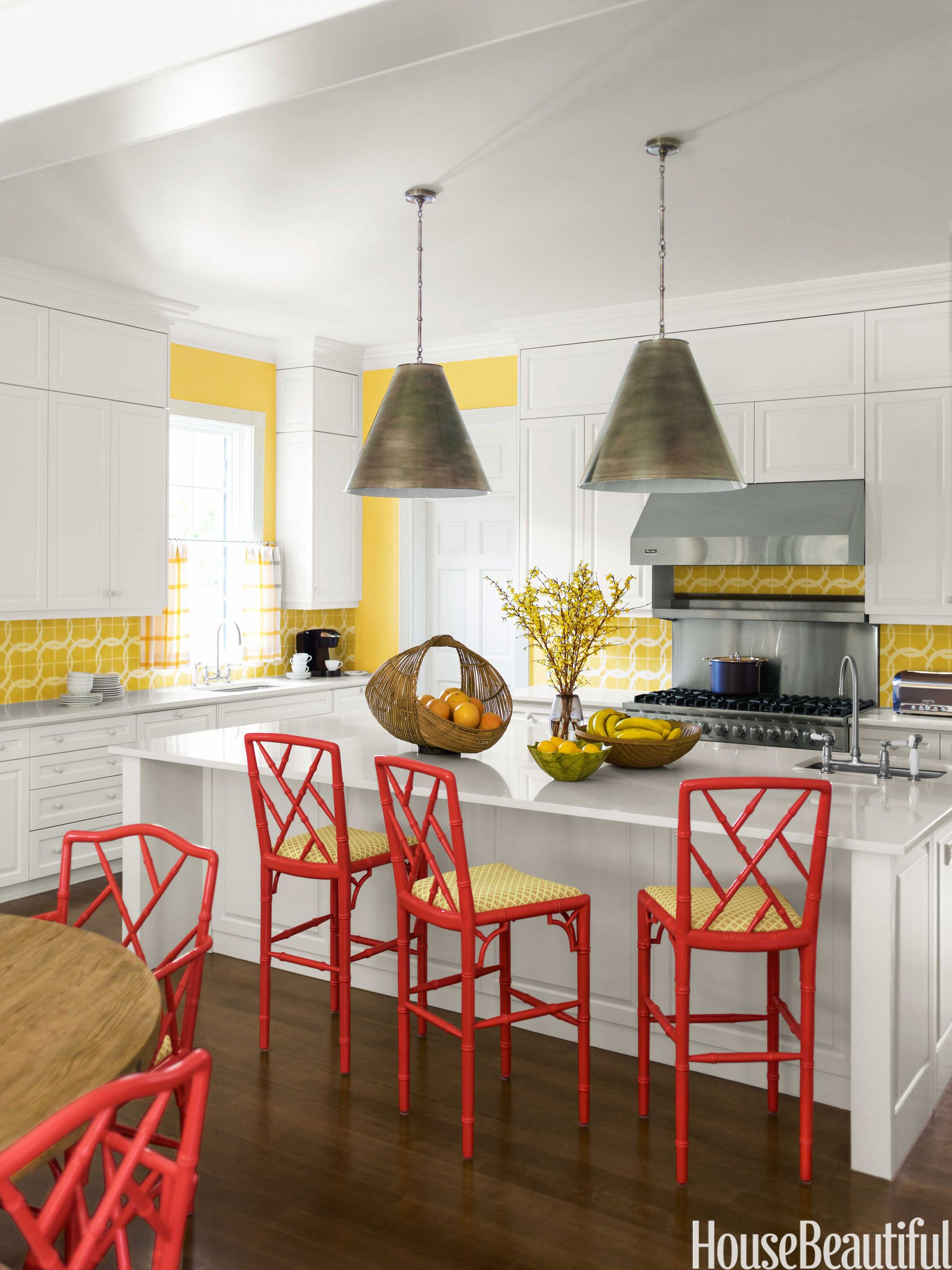49+ Grey And Yellow Kitchen Images
