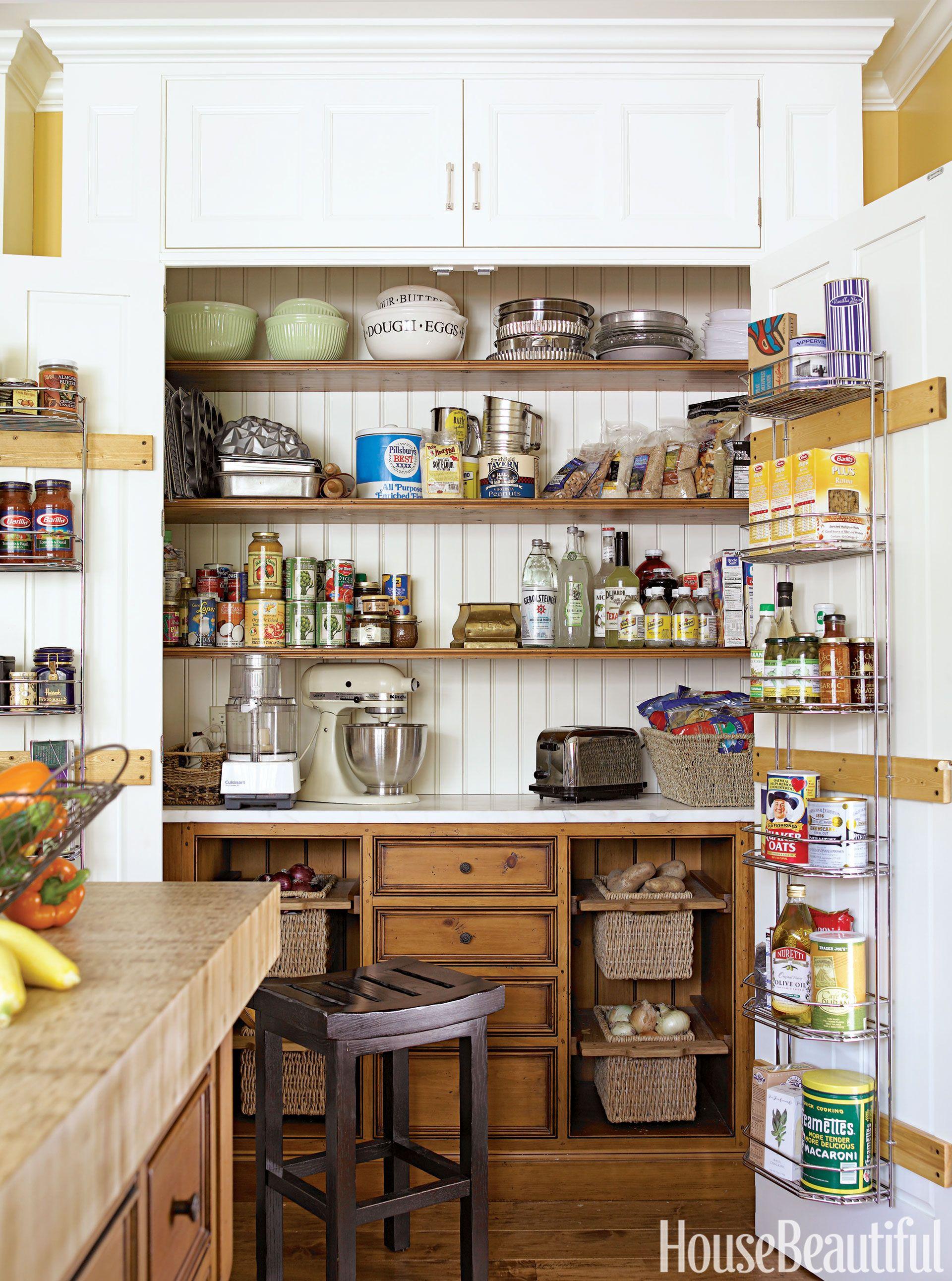 35 Unique Kitchen Storage Ideas Easy Storage Solutions For