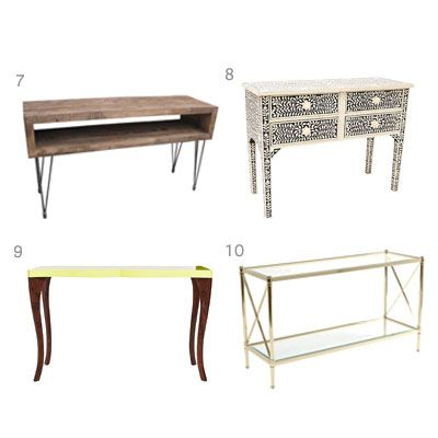 console tables on sale weekly design