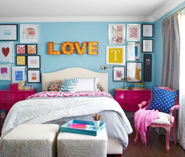 Gallery Wall Kids Room