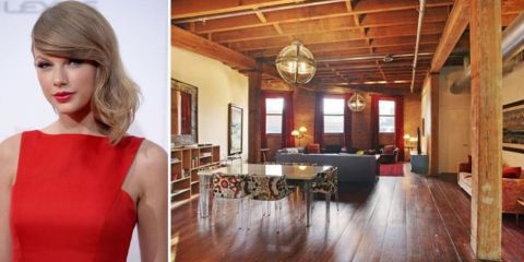 Taylor Swift Nyc Apartment