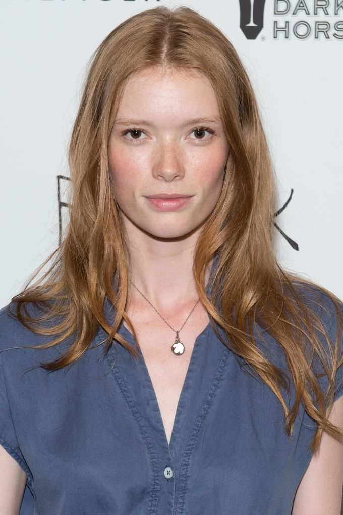 20 red hair color shades - celebrity redheads with amazing