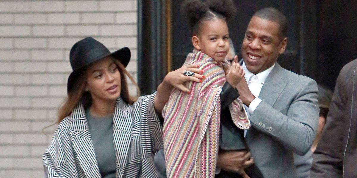 beyonce and jay z moved to l a for blue