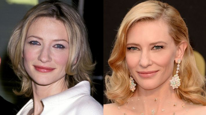 celebrities who age gracefully - celebrities who haven't had plastic