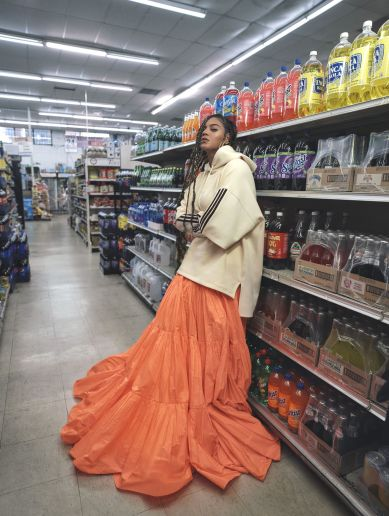 Beyonce elle january 2020