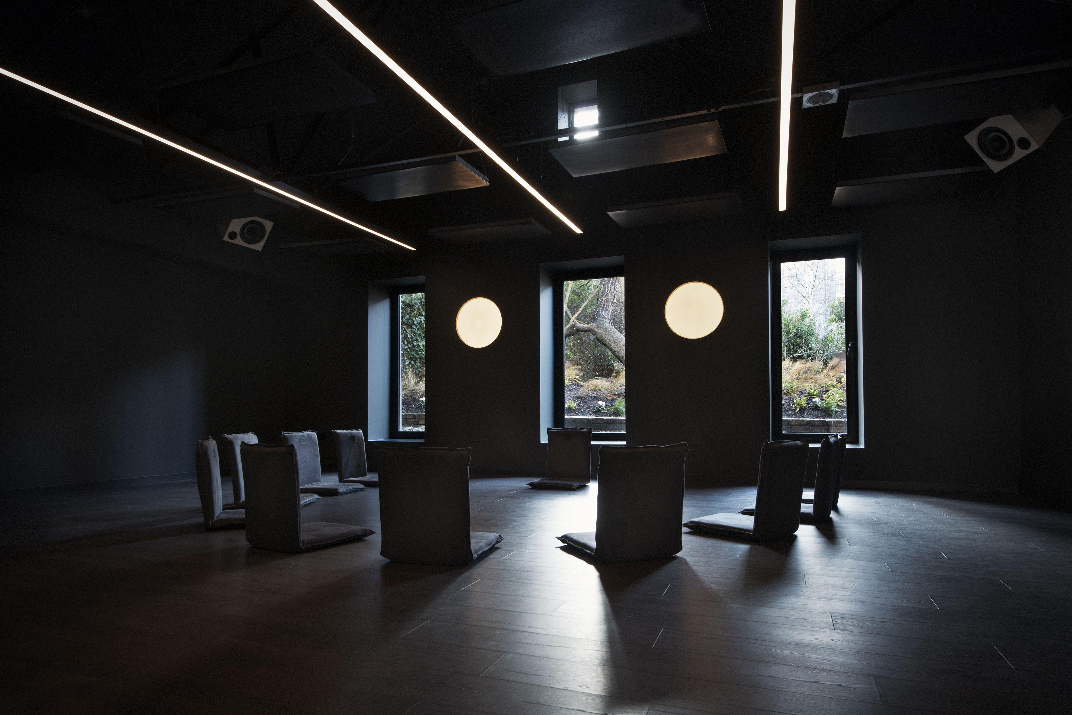 space between yoga studio