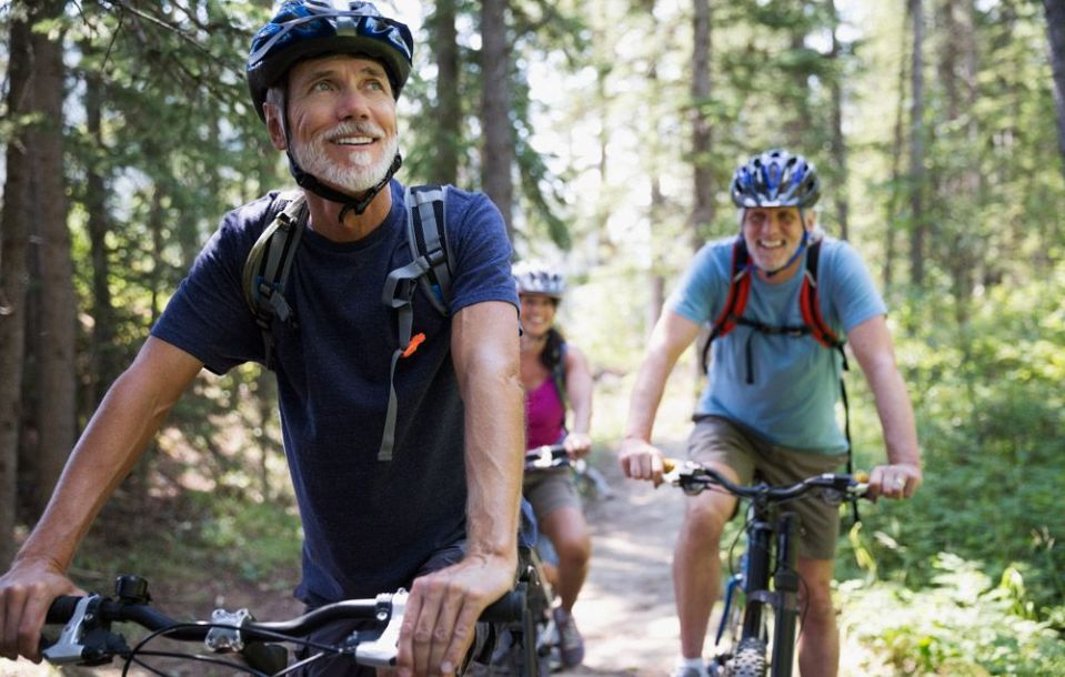 Cycling for Parkinson's Patients