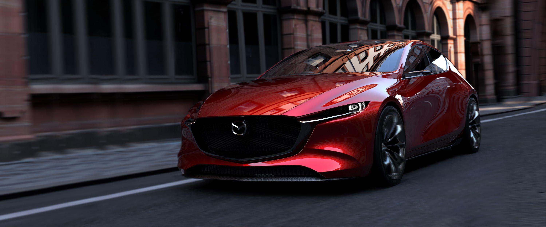 Mazda Kai Concept 2020 Mazda 3 Hatchback Previewed At