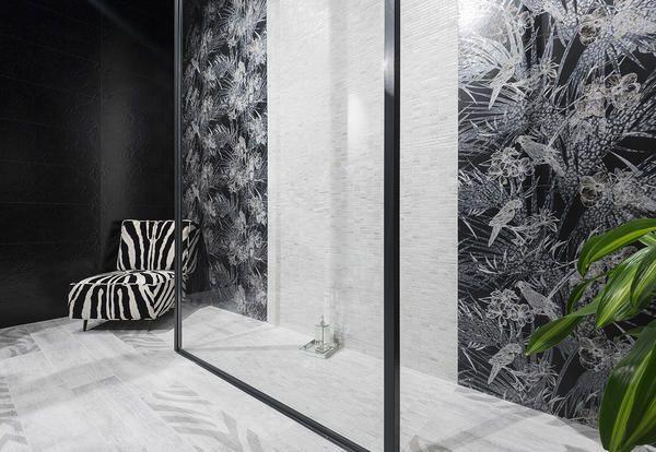 Le collezioni roberto cavalli home luxury tiles esprimono tutta la forza e la personalità del. Bathroom Flooring 2018 News And Trends