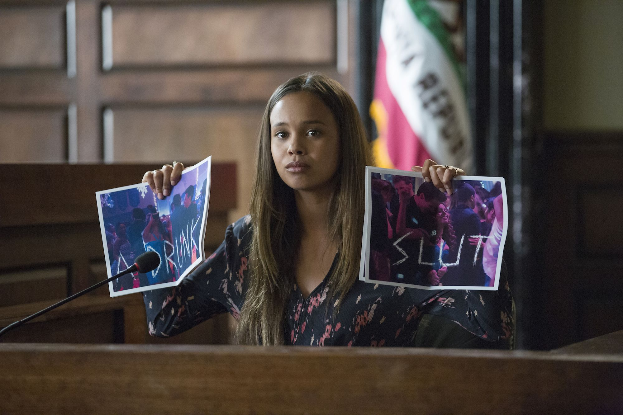 Alisha Boe in 13 Reasons Why