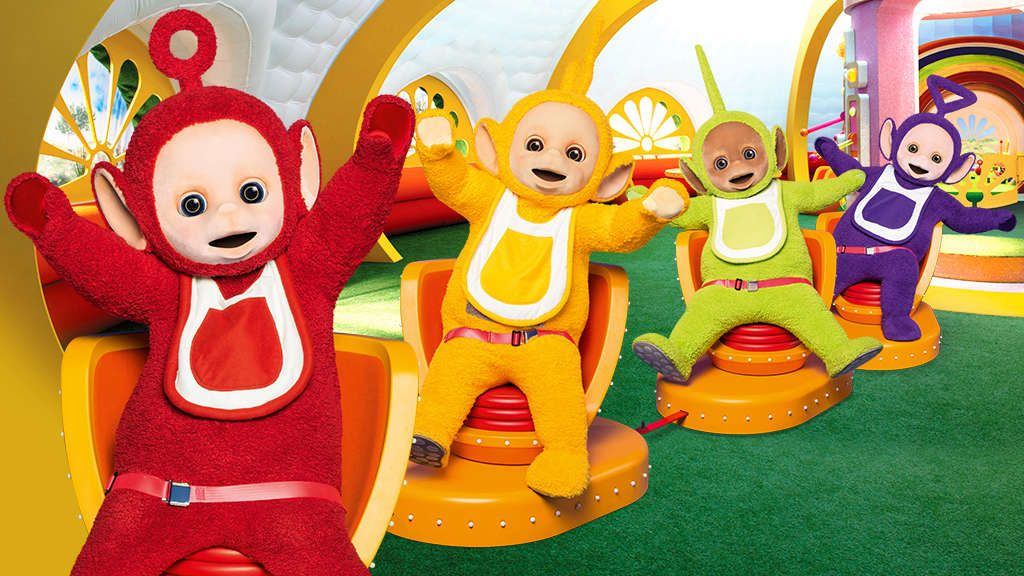 The Teletubbies Have Babies Now What Is A Tiddlytubby