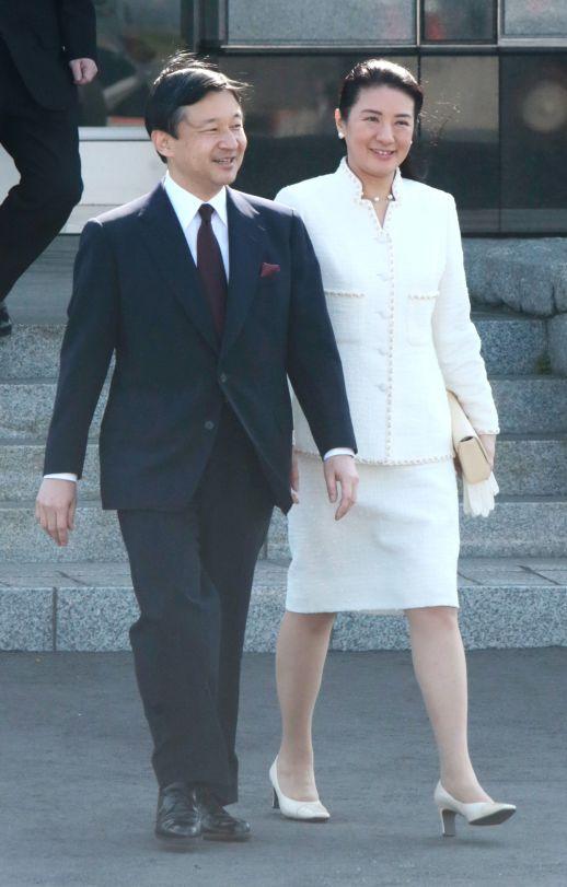 Perempuan biasa menikahi anggota keluarga kerajaan: Masako Owada.