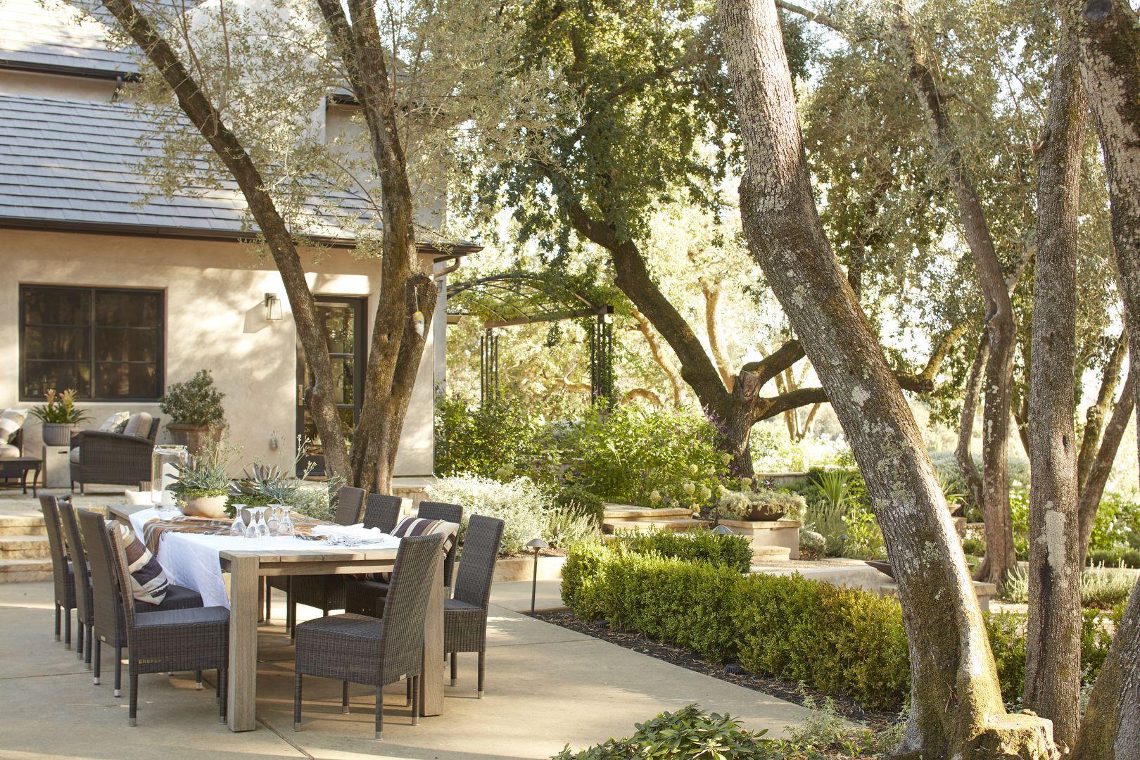 Patrick Printy Sonoma, California Home