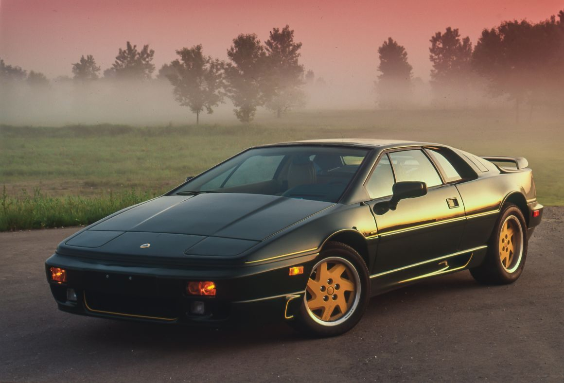 lotus esprit jim clark edition